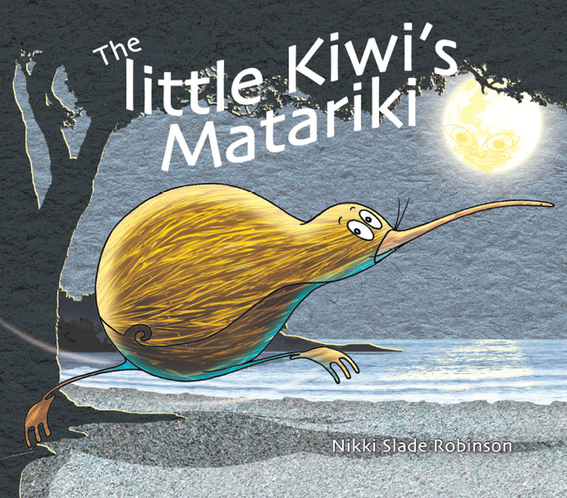 NZ BOOK AWARDS: Picture Book of the Year 2016