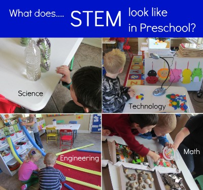 stem in early education