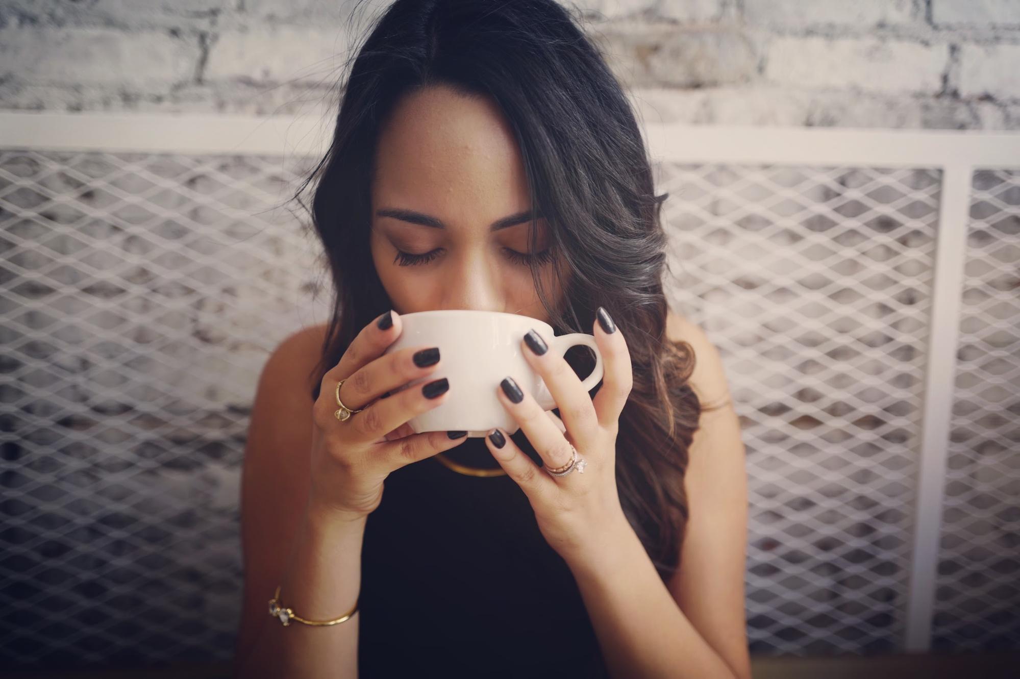 Hot drinks and sleep = healthy