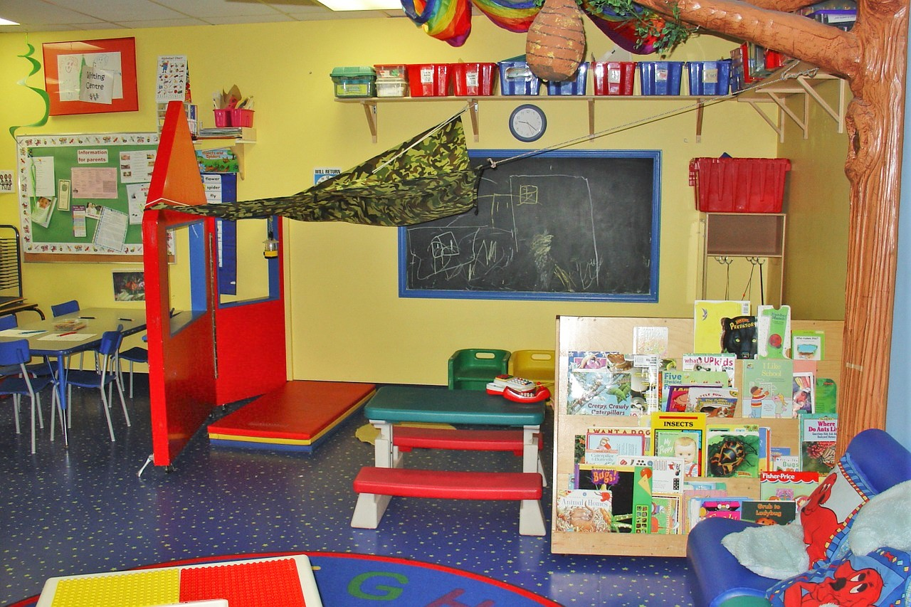 New Thinking on Wall Displays in Early Childhood Settings