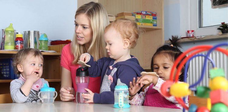 starting preschool or child care
