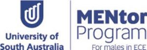MENtor program for males in ECE