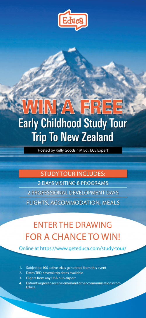 early education study tour to new zealand