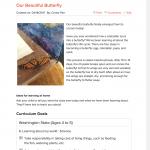 webinar on learning stories
