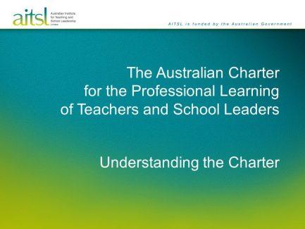 australian-charter-professional-learning