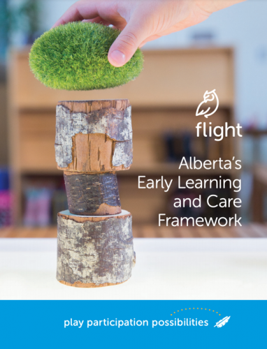 flight alberta early learning and care framework